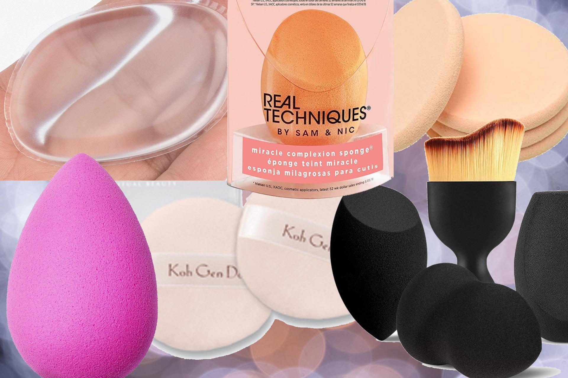 9 Best Makeup Sponges For Foundation In 2020
